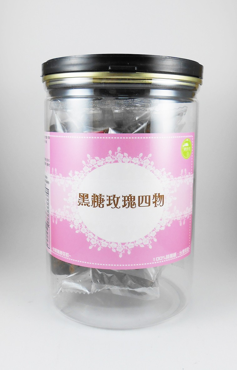 ◎御欣坊◎手工黑糖茶飲-黑糖玫瑰四物《天然美味》