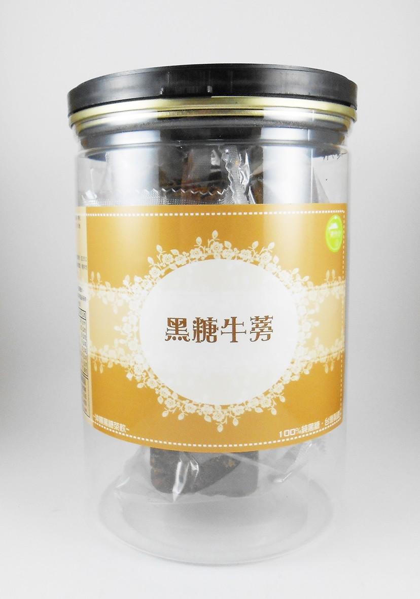 ◎御欣坊◎手工黑糖茶飲-黑糖牛蒡《天然美味》
