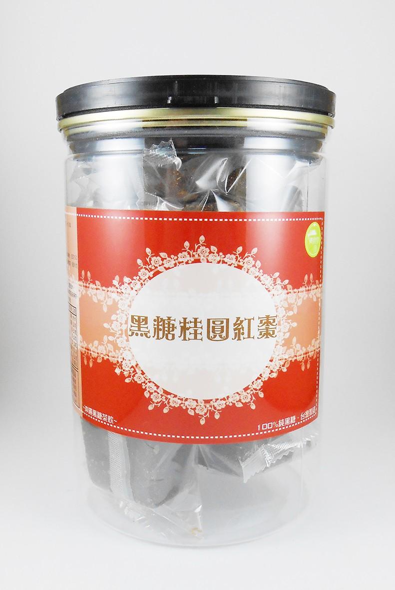 ◎御欣坊◎手工黑糖茶飲-黑糖桂圓紅棗《天然美味》