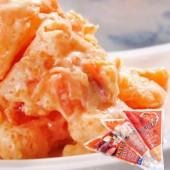 ❀花海鮮系列❀ 龍蝦沙拉(螯蝦), 解凍即可食用!精選高檔螯蝦,大塊Q彈有嚼勁的蝦肉與美奶滋的香甜完美融合在一起!