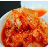 《御欣坊高纖美食》韓式泡菜(切片)400g/瓶~傳統韓式醃製法! 鮮、香、酸、辣超美味!