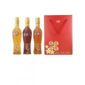 ◎御欣坊◎純釀水果醋禮盒(二年醋)(3瓶入)《送禮自用兩相宜》純天然釀造醋