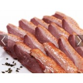 《御欣坊人氣美食》柴燒香燻雞腿~即食好方便!柴燒香燻超美味!