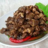 《御欣坊滷味》蔗燻雞心(小辣)(300g精緻小包)
