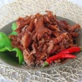 《御欣坊滷味》蔗燻鳳爪(辣味) 600g